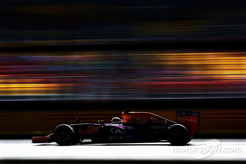 Las mejores fotos del GP de Singapur