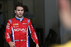 Formula V8 3.5 Breaking news Negrao replaces Fantin at Draco for FR3.5 round at Le Mans