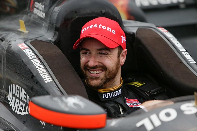 Hinchcliffe to make IndyCar return in Road America test