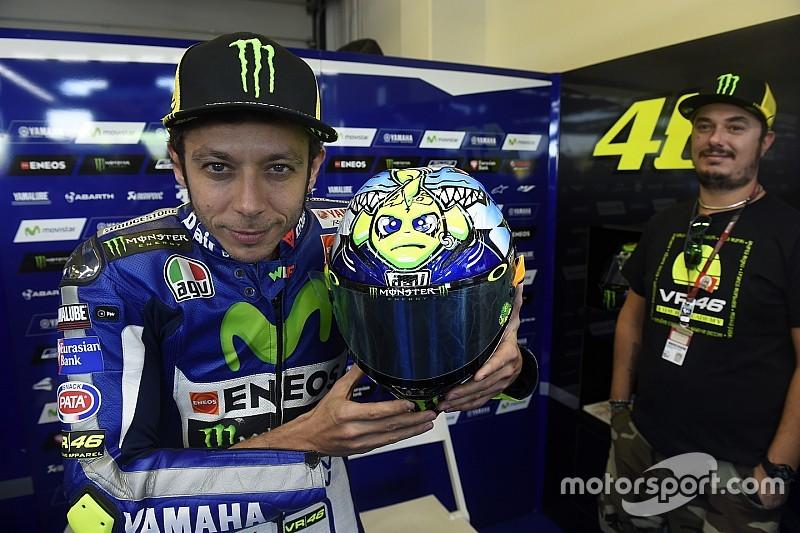 Rossi, a romper ayuno de triunfos en Aragón