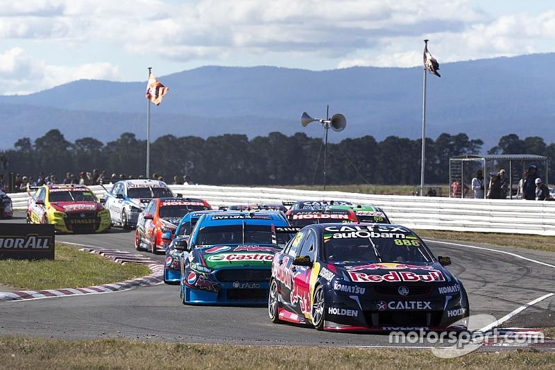 V8 Supercars accommodates Grand Prix date shift