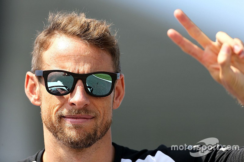 McLaren confirms Button for 2016 F1 season