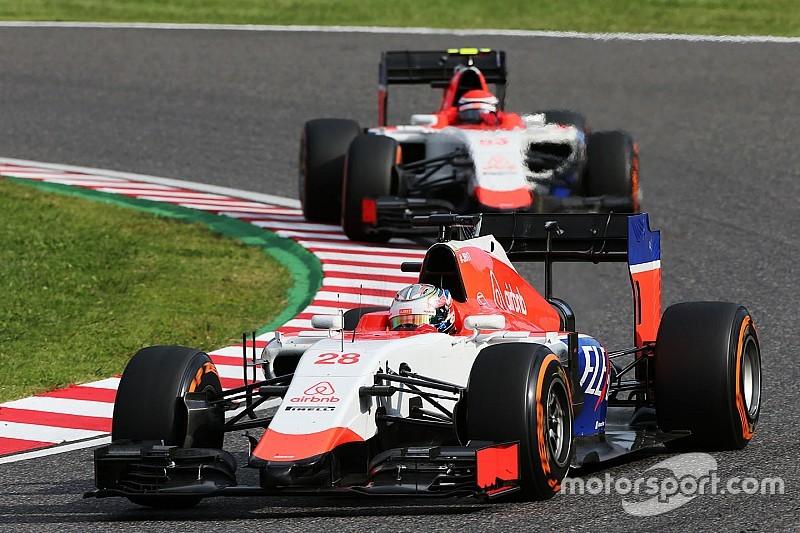Manor tendrá motores Mercedes en 2016