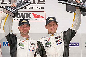 IMSA Breaking news Corvette to retain current driver lineup for 2016