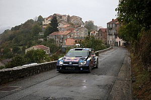 Rally France, Day 2: Latvala edges ahead of Evans