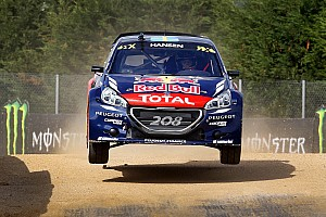 World Rallycross Race report Hansen wins Turkey RX and reduces Solberg's championship lead