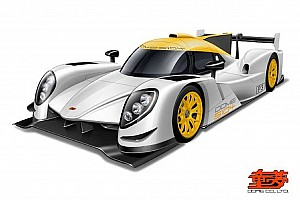 European Le Mans Breaking news Dome selected as LMP3 constructor
