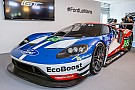 Ganassi's Mike Hull on Ford GT test