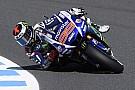Motegi MotoGP: Lorenzo sees off Ducati challengein third practice