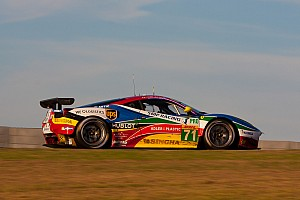 WEC Qualifying report All-Ferrari front row at Fuji
