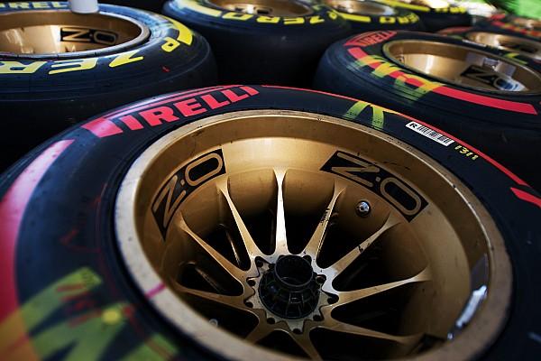 Формула 1 Новость В Pirelli определились с составами шин
