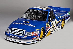 NASCAR Truck Breaking news Brad Keselowski hires brother Brian to replace injured Theriault