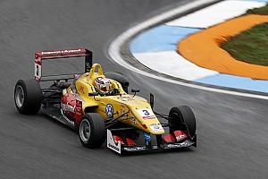 Formel-3-EM Qualifyingbericht Letzte Pole-Positions des Jahres gehen an Antonio Giovinazzi und Jake Dennis