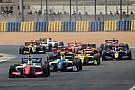 Formule 3.5 kent negen evenementen in 2016