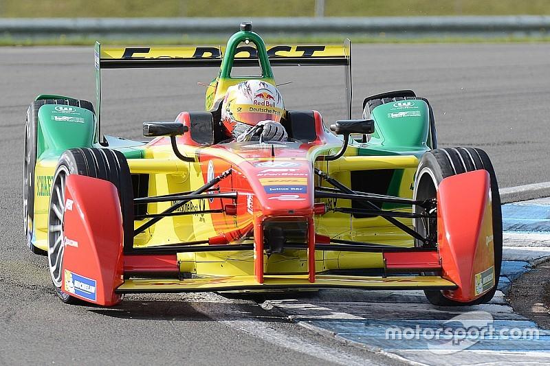 ABT starts to second FIA Formula E Championship season in China