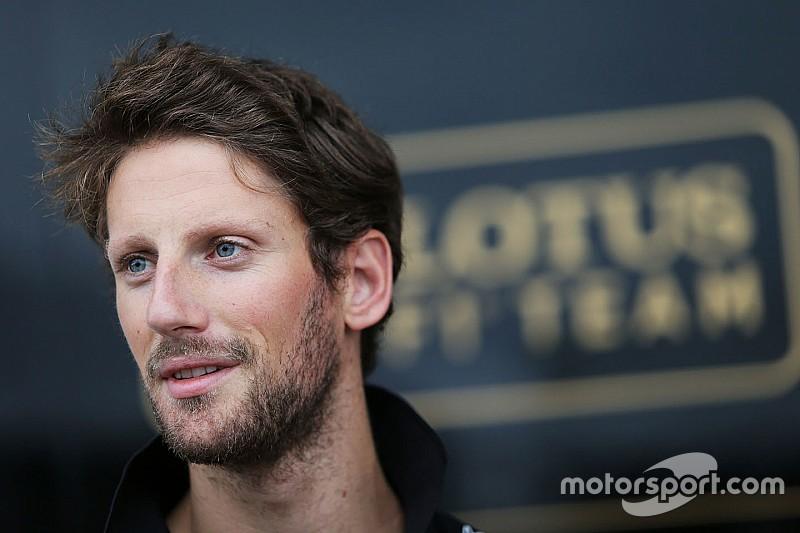 Grosjean estará en la Carrera de Campeones