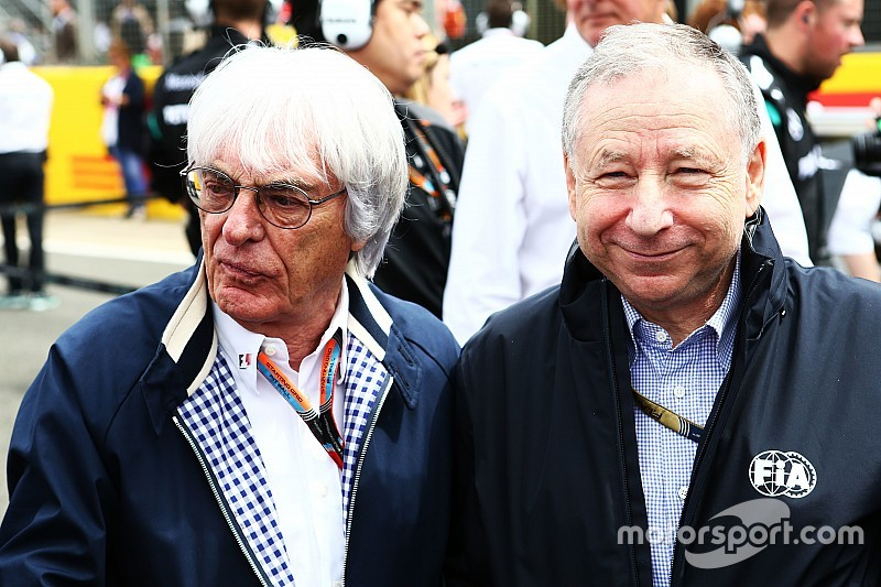 Ecclestone expects Todt to toughen up
