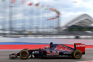 Formula 1 Breaking news Toro Rosso won't use upgraded Renault engine in 2015