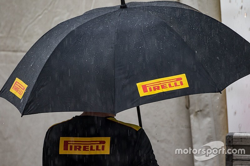 Pirelli: More rain expected over the course of the weekend