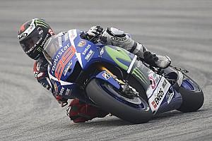 MotoGP Practice report Sepang MotoGP: Lorenzo beats Marquez in FP3, Rossi fourth
