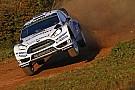 WRC西班牙站首日:奥吉尔领跑混合路面日