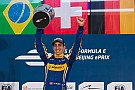 Buemi wint eenzame Formule E-race in Peking