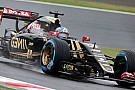 Palmer didn't expect Grosjean to leave Lotus