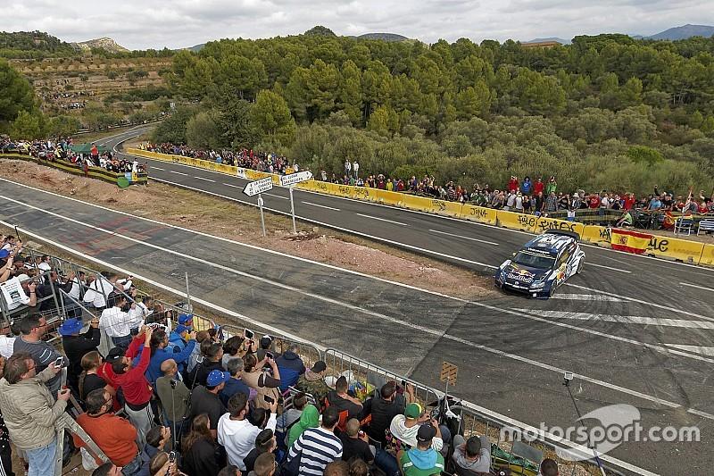 WRC西班牙站落幕:奥吉尔Power Stage撞车 米克尔森夺首冠