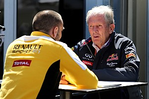 Formula 1 Breaking news Marko regrets Renault criticism, says Lauda