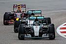 Rosberg culpa al viento de su error en Austin