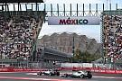 墨西哥大奖赛:FP2罗斯伯格重返第一 维斯塔潘撞墙