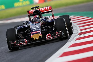 Formula 1 Qualifying report Toro Rosso happy with Verstappen P8 on qualifying for tomorrow's  Mexican GP