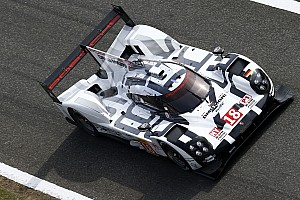 WEC Race report Shanghai WEC: Porsche leads Audi after sensational first three hours