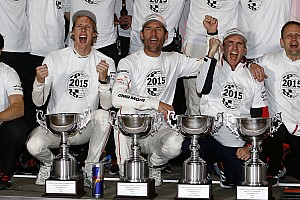 WEC Race report WEC constructors' title decided: After less than two years the Porsche 919 Hybrid takes it all