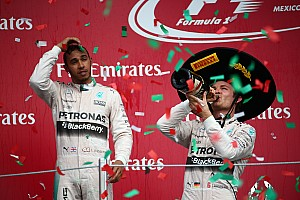Formula 1 Race report Sensational Mexican GP debut for the Silver Arrows