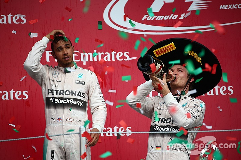 Sensational Mexican GP debut for the Silver Arrows