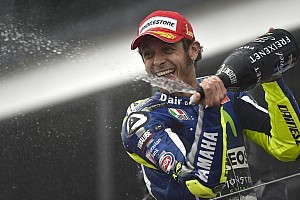 MotoGP Analysis Analysis: The stats say Valentino Rossi is the title favourite