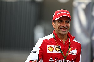 Ferrari Special feature Video: Exclusive behind the scenes interview with Marc Gene
