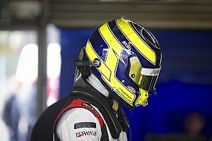 Formula 3.5 Testing report Dillmann sweeps Day 2 of Aragon test for AVF