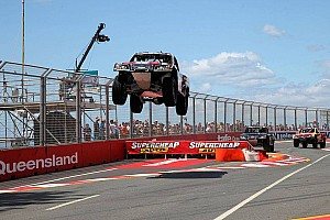 Supercars Breaking news Stadium Trucks adds Sydney V8s to schedule