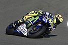 Rossi indica que no usará la clasificación como una práctica