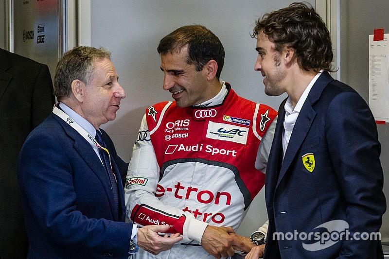 Jean Todt biedt excuses aan voor clash Le Mans - F1 GP Baku