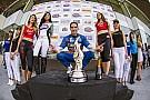 NASCAR Mexico Rubén García Jr. se lleva su tercera del año