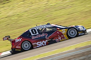 Stock Car Brasil Race report Brazilian V8 Stock Cars: Khodair and Bueno win races at Tarumã and title bid is still open