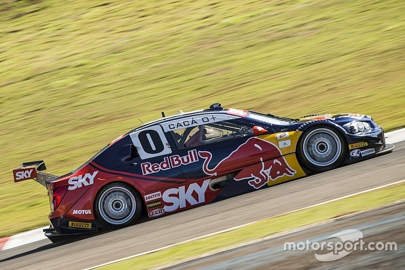 Brazilian V8 Stock Cars: Khodair and Bueno win races at Tarumã and title bid is still open