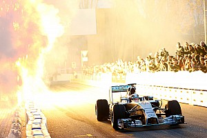 Formula 1 Preview Every 2015 Mercedes-Benz racing champion at Stars & Cars in Stuttgart