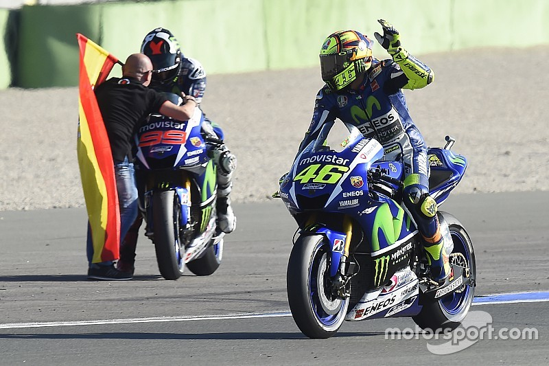 Yamaha says return of Rossi/Lorenzo 'wall' unlikely