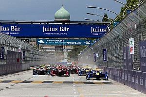 Formula E Breaking news Formula E's Malaysia race enjoys strong US TV ratings
