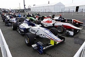 GP3 Breaking news GP3 to allow four-car squads as Virtuosi vanishes from entry list