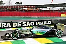 Formel 1 Brasilien: Ferrari eine Sekunde hinter Mercedes